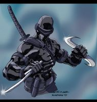 Snake Eyes by Blindman-CB