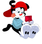 Wakko's 3DS by AGiLE-EaGLE1994