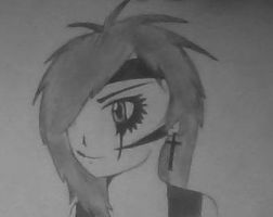Andy from BVB by FallenBlackness