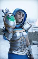 League of Legends : Redeemed Riven by TEcHNOpl