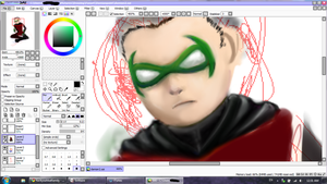 WIP: Damian Wayne by bad-exposition
