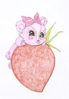 Giggles Stawberry by Hippiesforever14