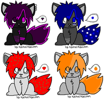 Fruity Adoptables by Newgrounds-People