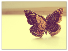 Vintage Butterfly by missimo-c