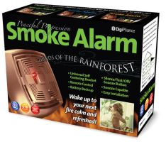 Rainforest Smoke Alarm by latrec