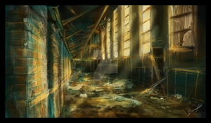 Ruines5 by Dismay666