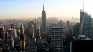 New York City before Sunset by go4music