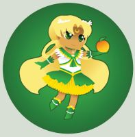 Sailor Honey Moon by It-is-a-circle