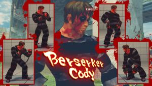 Berserker Cody by Siegfried129