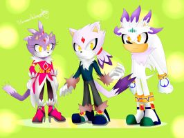 silvaze fan kids by vanessachibiamore