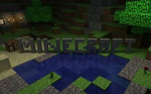 Minecraft Wallpaper by NolerRobert