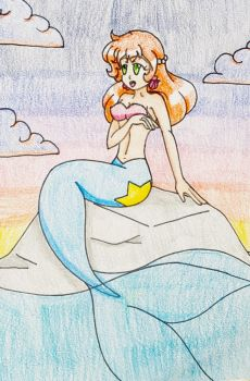 Another Mermaid Misty by Punisher2006