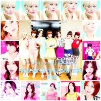 #4 Photopack AOA on Short Hairs by Min by Mincucheoo