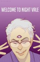 Generic night vale post by Sour-Purple
