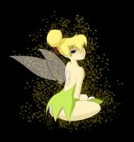 Tinker Bell by akisiL