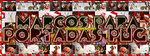 Marcos de navidad PNG/Patterns  christmas PNG. by Mjzo