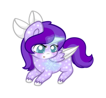 Chibi Clareesse Winter - Commission by Mysterious-Lil-Lady