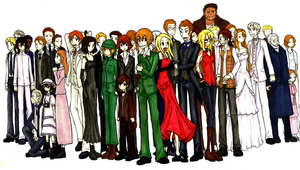 Baccano: Cause a Commotion by SiriEx