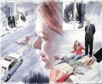 Jean Grey pages 4 and 5 by mikemayhew
