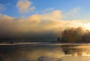 mystical weather by KariLiimatainen