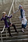 Black Butler - That Earl, Showing Affection by SuperWeaselPrincess