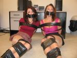 bound and gagged 5 by Malasorte504