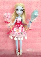 Miss Candy (OOAK Custom Abbey Bominable doll) by Katalin89