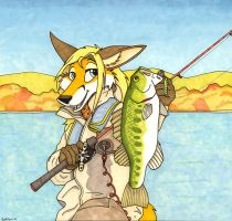 Fall Bassing by bdever