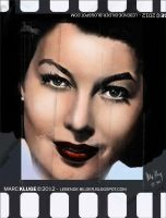 Ava Gardner in Technicolor by Gopherproxy