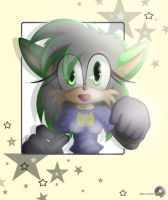 Jet the porcupine by Dj-Reverberance