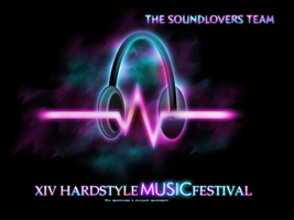 Hardstyle festival wallpaper by capeone