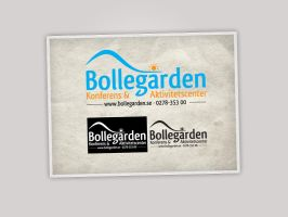 Bollegarden logotype by RandyRockstiff