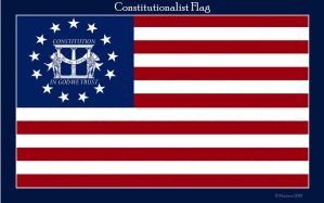 Constitutionalist Flag by dragonpyper