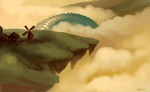 Clouds by ANicB