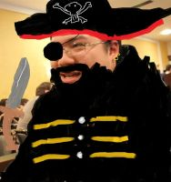 Pirate Scarra by DailyScarraPictures