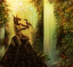 Forest Hymn by Maquenda