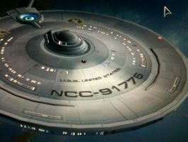 USS United States Registry number by ImaDoctor96