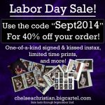 Labor Day Sale by MordsithCara