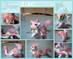 :Xiao Clay Figurine: by PrePAWSterous