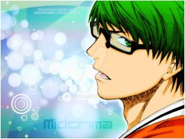 Midorima S. (Coloring) by teixxx