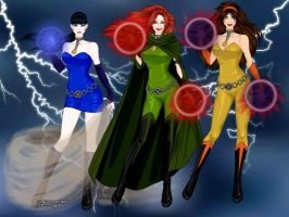 The 3 Soc Witches by Rose9227614