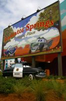 Welcome to Radiator Springs by RubberDuckyTai