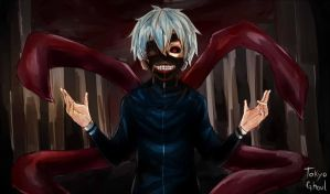 Tokyo Ghoul by Crime000