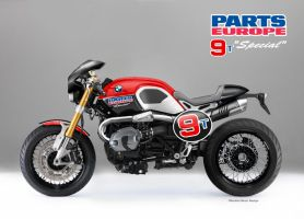 BMW PARTS EUROPE Special 9T by obiboi