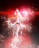 [ Light Effect ] Asuna - Sword Art Online by CaptainMisuzu
