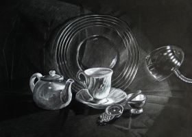 still life '04 by silentsketcher
