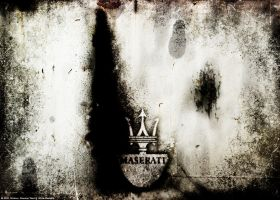 Maserati Wallpaper by RedAndWhiteDesigns