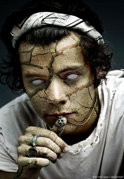 Monster Direction #4: Harry Styles by the-iron-sea