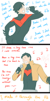 Dear Bruce. by Colours07