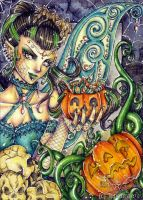 ATC: Trick or TREAT by 1000Dreams